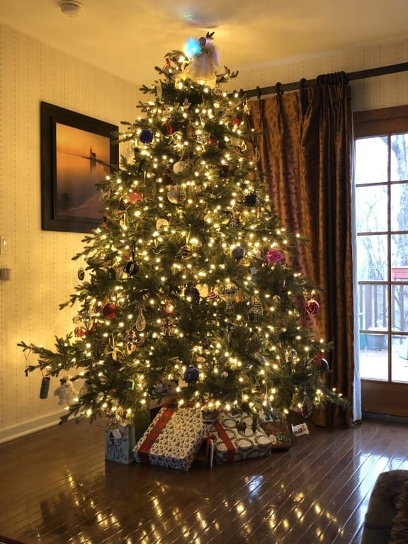 Best Artificial Christmas Trees 2020 5 Ft Sugarlands Spruce Christmas Trees | Balsam Hill in 2020