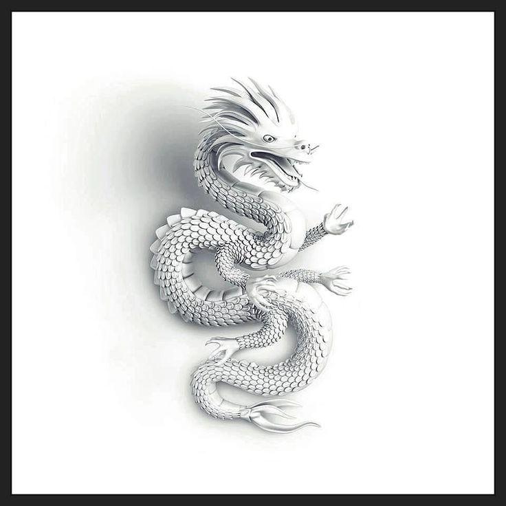 Een ontmoeting van de Orde van de Witte Draak...