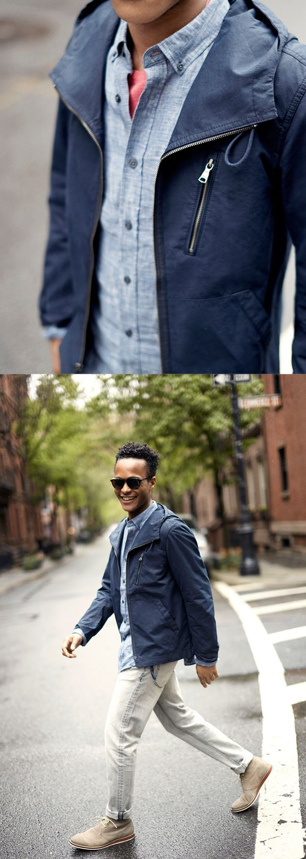 Gangster flannel shirts   best My Style images on Pinterest  Men fashion Gentleman