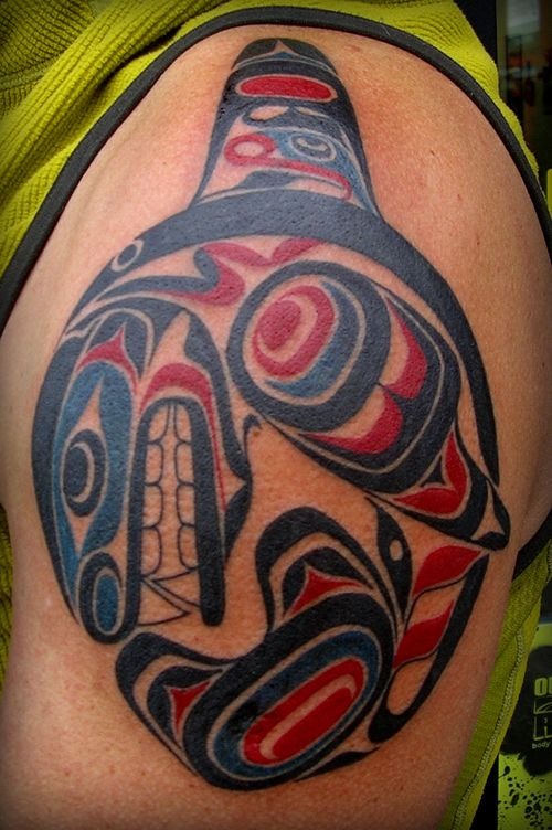 Haida Tribe Art Images Haida Orca Tattoo Pic Wallpaper Tatoos