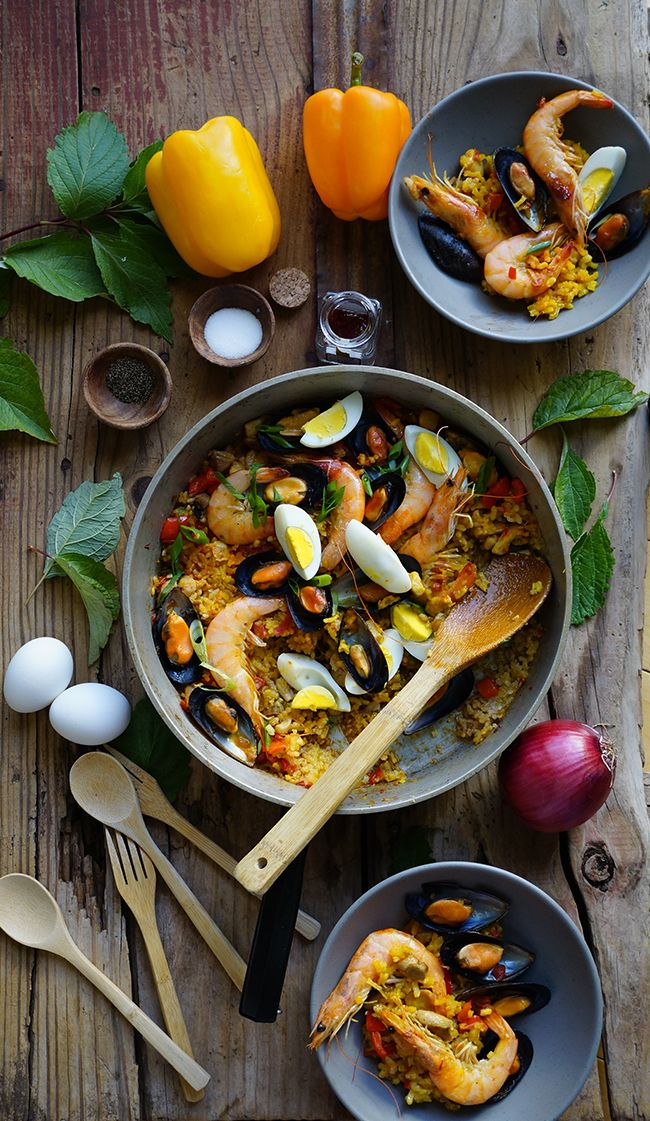 6 tips to make filipino style paella inter cookbook online recipes