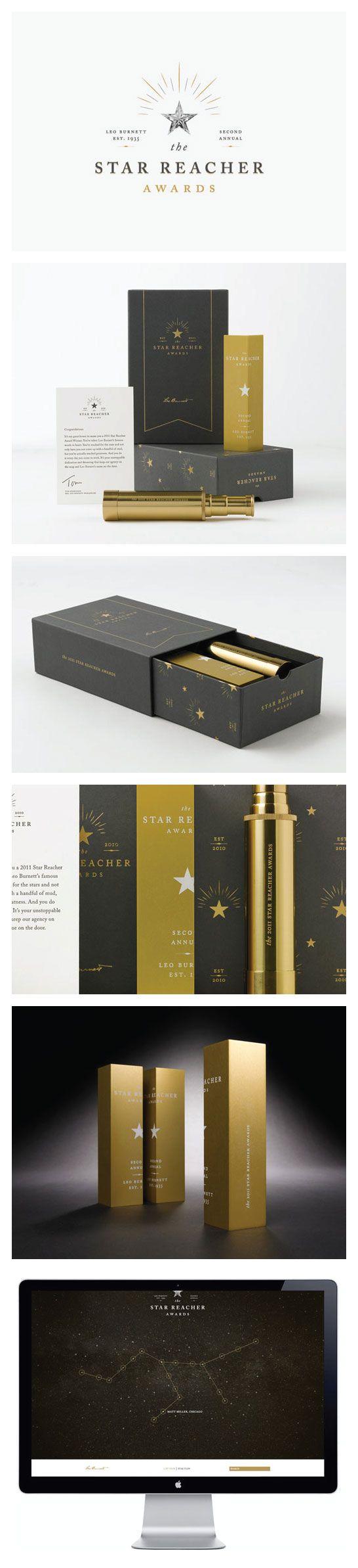 Leo Burnett Dept. of Design. Reach for the stars #packaging #branding #marketing PD