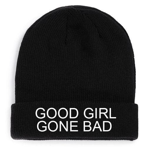 'Good Girl Gone Bad' Beanie