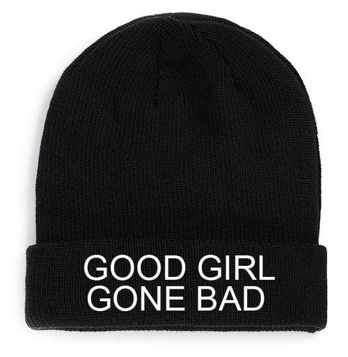 'Good Girl Gone Bad' Beanie