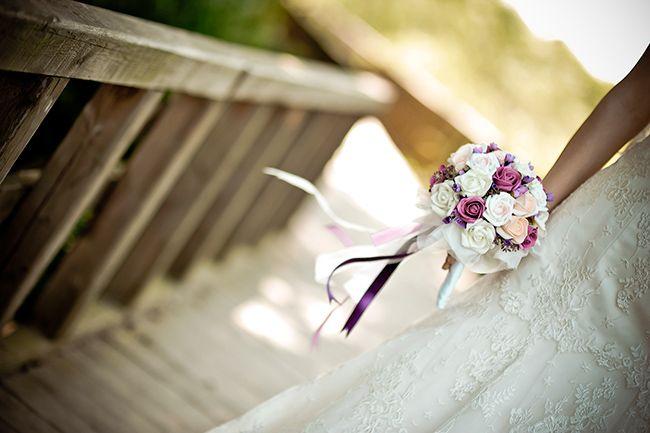 Düğün Fotoğraflarının Tamamlayıcısı - Gelin Çiçeği