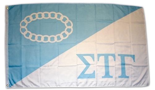 The 3' x 5' Official Sigma Tau Gamma Flag