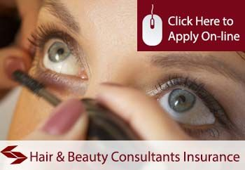 self employed hair and beauty consultants liability insurance