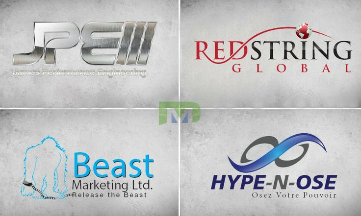 Corporate Logo Design 2 by Duval Marketing.