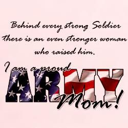 Army Mom Gifts, T-Shirts, & Clothing | Army Mom Merchandise