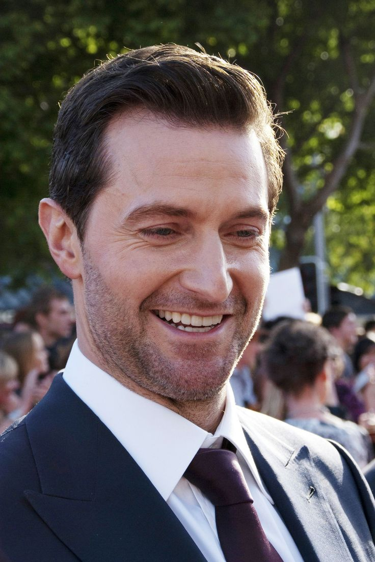Richard Armitage -  At 'The Hobbit: An Unexpected Journey'...NZ