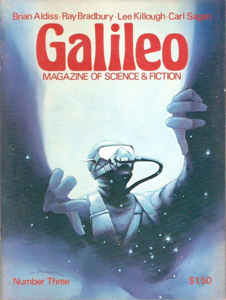 Galileo Magazine of Science Fiction 3 by Francopuces on Etsy