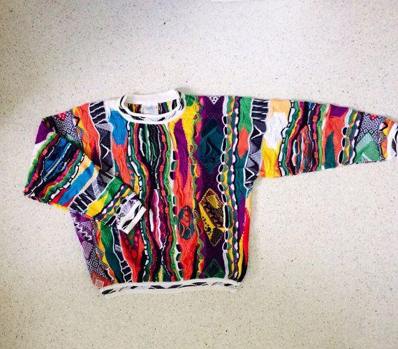 Coogi sweater mon
