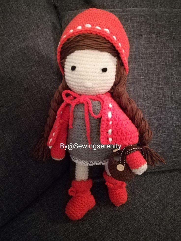 I ❤️ crochet Little red riding hood