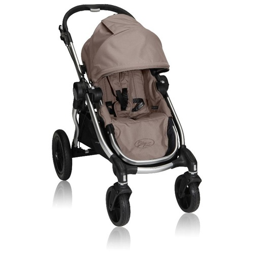 Baby Jogger City Select Stroller by Baby Jogger at BabyEarth.com, $499.95