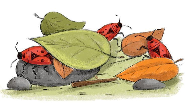bogár mese (tavaszra)