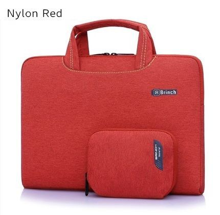 "2017 New Brand Brinch Handbag Portable Laptop Bag 13"",14"",15"",15.6"",Sleeve Case For Macbook Notebook 13.3"",15.4"",Free Shipping"