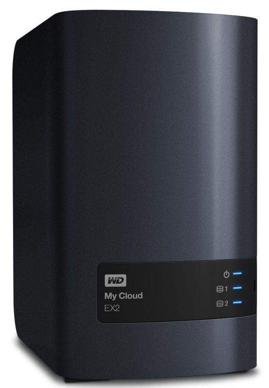 WD My Cloud EX2 8 TB Personal Cloud Storage