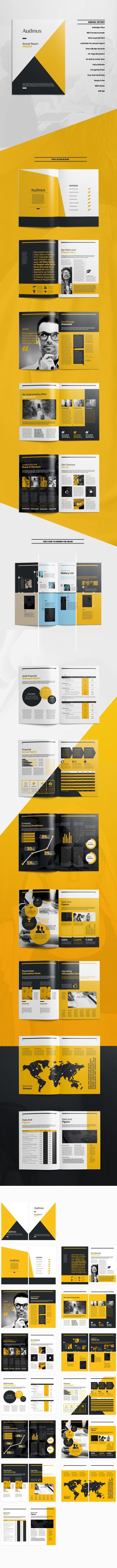 Yellow Layout