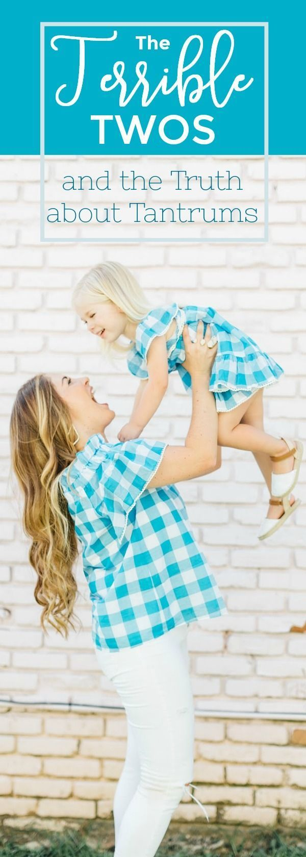 The Truth about the Terrible Twos Tantrums:  They grow up too fast. And remember it really is about the journey, not the destination. Take the good with the bad and enjoy these moments. The only really terriblething about the terrible twos is that the