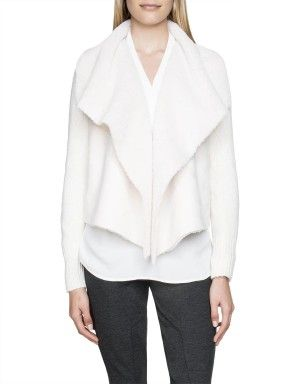 Sherpa Waterfall Cardigan | Woolworths.co.za