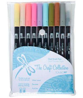 Tombow Dual Brush Pen Sets - JerrysArtarama.com