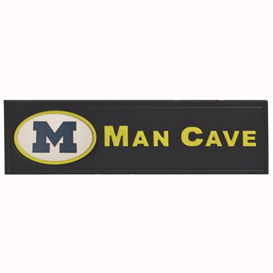 Michigan Man Cave Wooden Sign Signs Pinterest