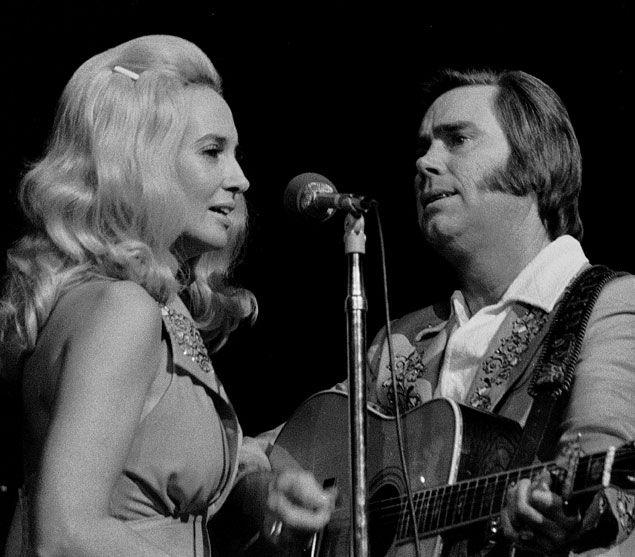 George Jones and Tammy Wynette | George-Jones-&-Tammy-Wynette-1974 : MusicRow – Nashville's Music ...