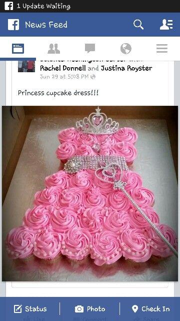1 st birthday cake idea