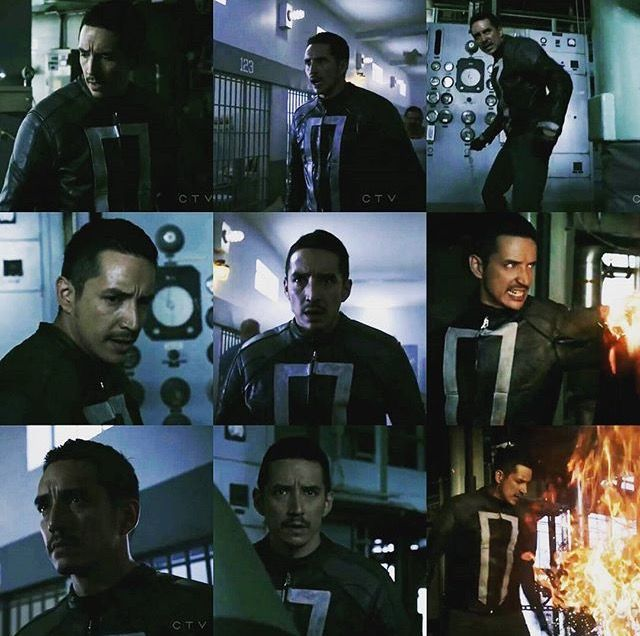 Robbie Reyes. Ghost Rider, Agents of Shield.
