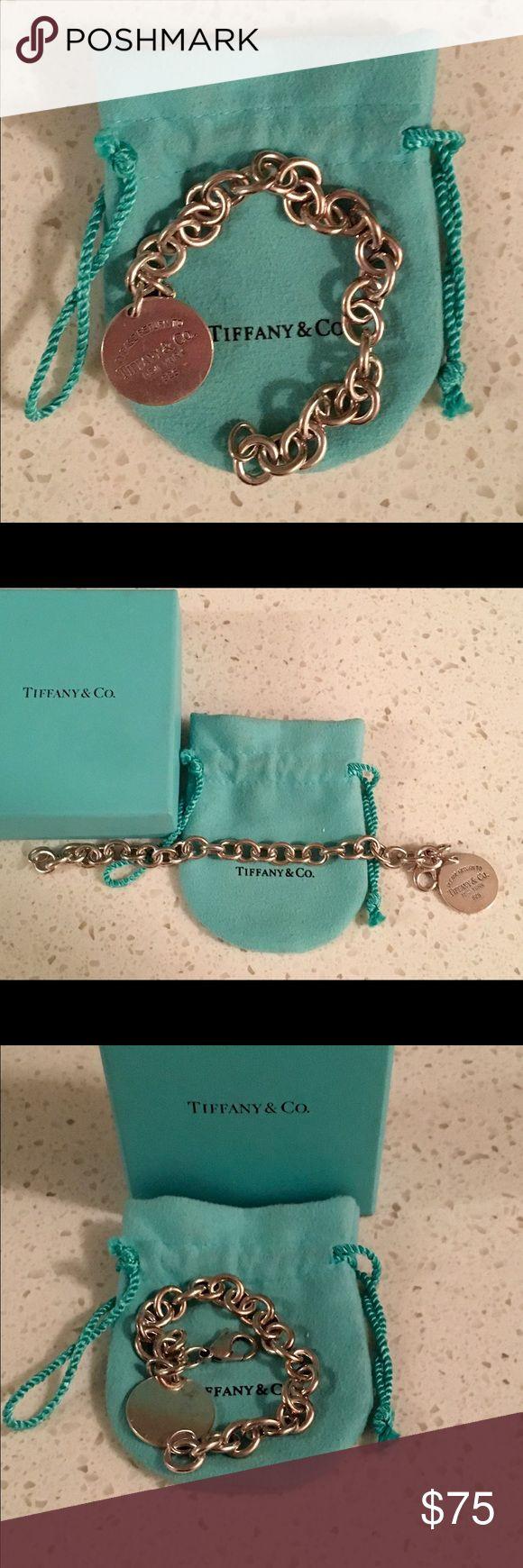 Tiffany & Co Return To Tiffany Charm Bracelet