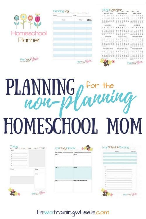 I thought planning for a year meant filling in every detail. Boy was I wrong! Find out how I was converted to homeschool planning!
