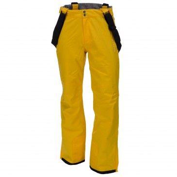 Dare2b, Certify 4-way stretch skibroek heren, Lemon Chrome