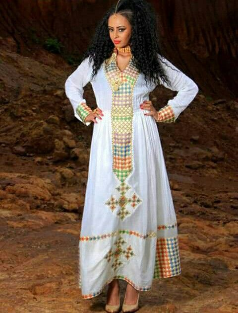 17 Best Images About Ethiopian Traditional Clothes On