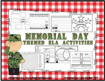 memorial day activities for 6th grade