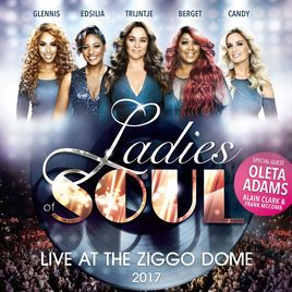 Live At the Ziggodome 2017 by Ladies of Soul on Apple Music