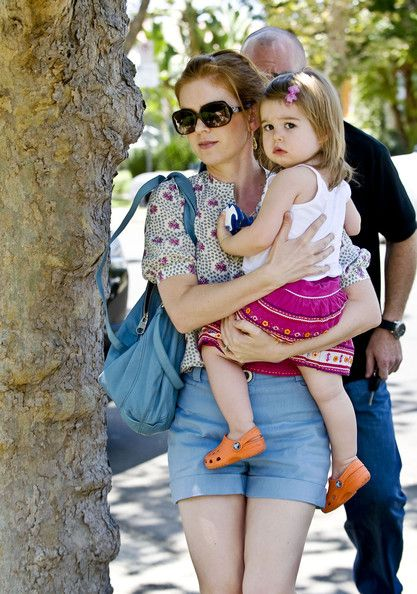 Sacha Baron Cohen and Isla Fisher's daughter Olive