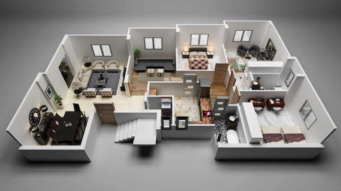 Top 8 3d Cozy Home Plans Amazing Architecture Magazine House Plans 3d House Plans House Design