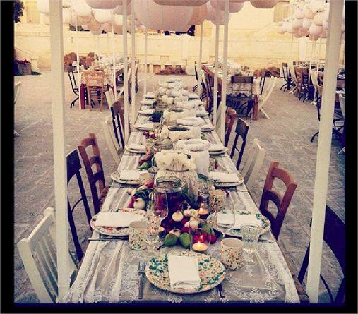 Matrimonio In Puglia Justin Timberlake : Apulian wedding reception for justin timberlake and