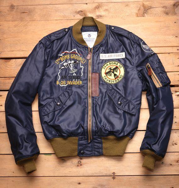 【Toys McCOY】L-2B 34th BOMB SQ Flight Jacket