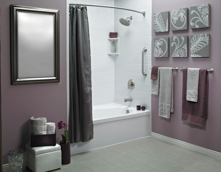 Bath Fitter | Before & After Tub | Bathrooms | Pinterest ...