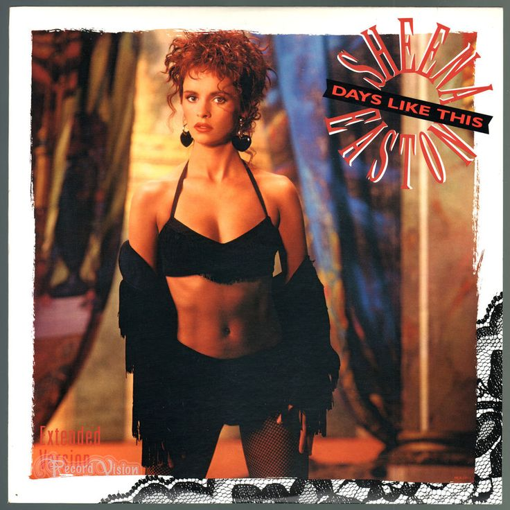 "#Days #Like #This, by #Sheena #Easton, is a single from her 1989 album, ""The Lover in Me."" The song peaked at #35 on the US R&B chart. It is a standout on the album, produced by L.A. Reid & #Babyface and features the production duo's customary style. #SheenaEaston #DaysLikeThis #TheLoverInMe #12Single #80s #80sMusic #Dance #LAReid #Vinyl #LP"
