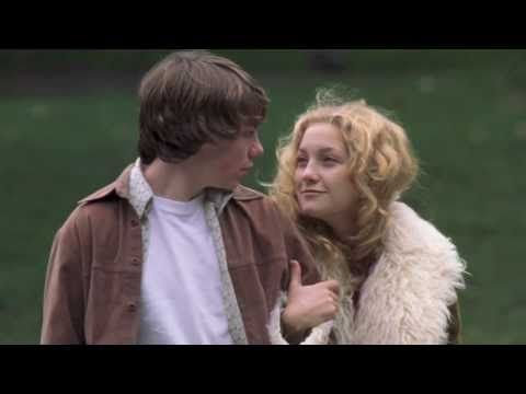 Mona Lisas and Mad Hatters - Almost Famous - Love this song and clips from movie. Awesome although it brings tears to my eyes.