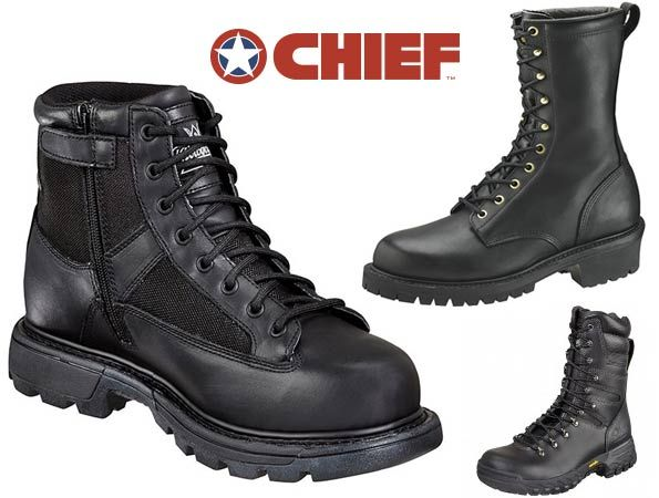 Thorogood Work Boots On Sale at CHIEF Supply