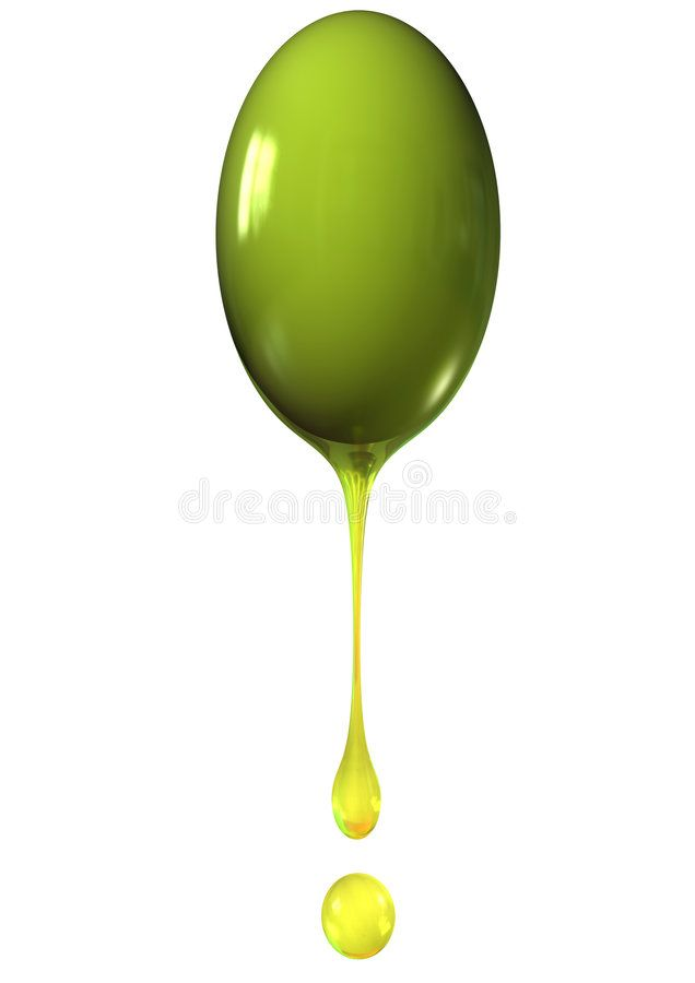 Olive Green Olive With Drops Of Oil Isolated On White Background Affiliate Olive Drops Olive Green Olive Oil Bottle Design Olive Oil Bottles Olive