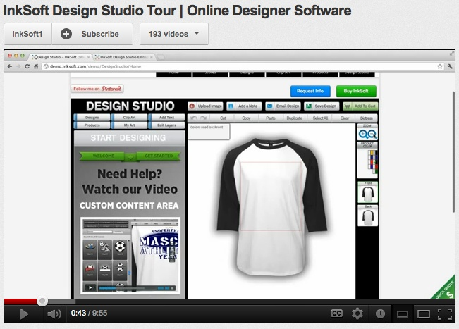 117 best images about t shirt design software on pinterest for Custom t shirt software