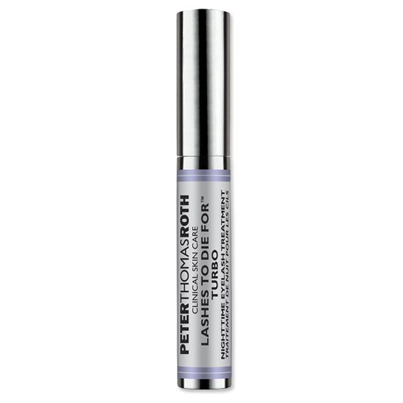 Lash Out! The 11 Best Eyelash Growth Serums On the Market - Peter Thomas Roth Lashes to Die For Turbo from #InStyle