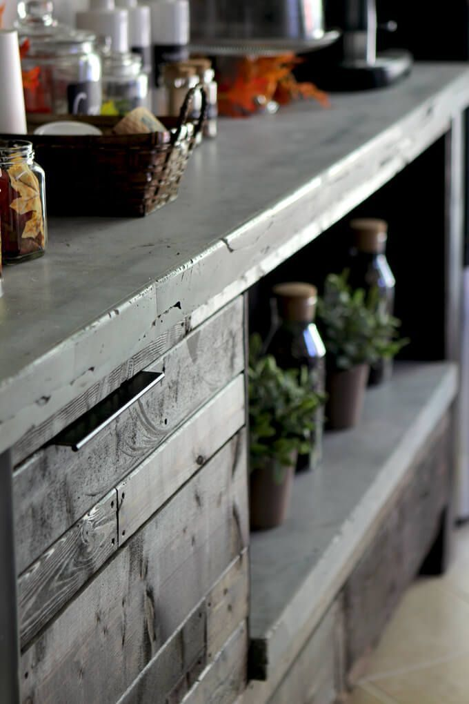 DIY Woodworking Ideas DIY Concrete Countertop