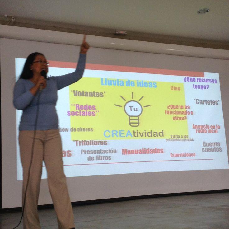 El 7 de octubre, nuestra Directora participó en la V Jornada de capacitación bibliotecaria en Santa Cruz del Quiché