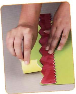 Картинки, обрабатывать края открытки