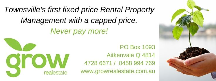 Grow Real Estate - Property Managers in Townsville